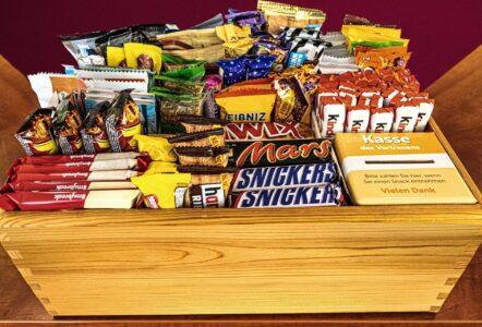 20 snacks hotel münkel